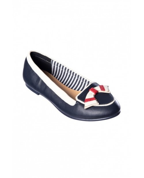 "shoes Navy ""St Tropez"" Dancing Days"