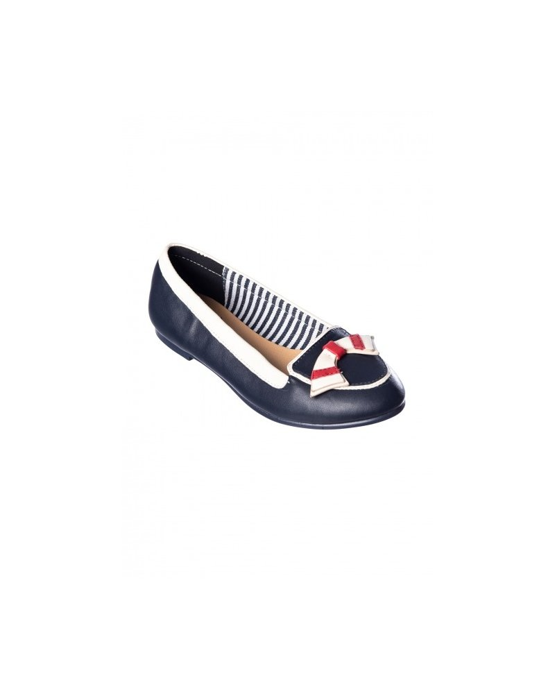 """shoes Navy """"St Tropez"""" Dancing Days"""